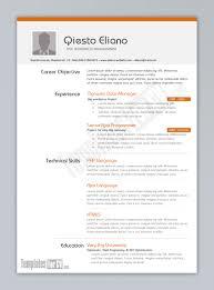 Academic Resume Template Word Curriculum Vitae Word Template Jospar