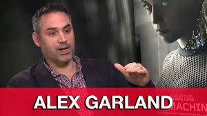 ex machina director ex machina director alex garland interview youtube