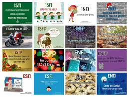 personality types at christmas true i love giving gifts