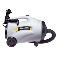 proteam quietpro cn hepa canister vacuum with tools jon don