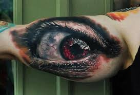 amazing eye tattoos inked magazine