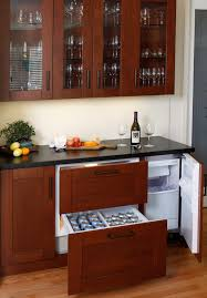sub zero under counter refrigeration