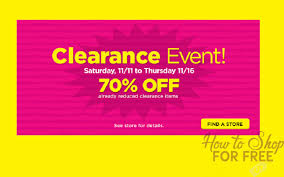 clearance how to shop for free with kathy spencer