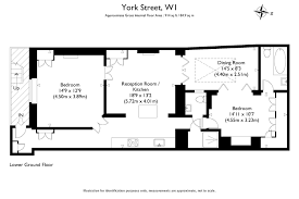 8 york street floor plans flat sold in york street london w1 sandfords