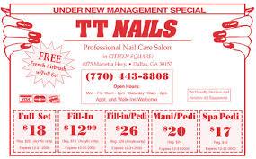 walmart nail salon coupons nail paint design