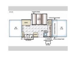 Coleman Popup Campers Floor Plans by 2017 Forest River Rv Rockwood Premier 2514g East Earl Pa