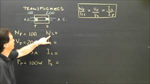 tutorial youtube pdf electrical transformer calculations physics tutorial youtube