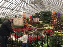 Botanical Gardens Pittsburgh Children Loved This Room Picture Of Phipps Conservatory And