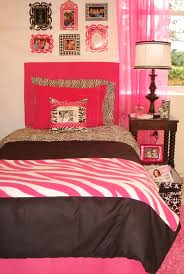 pink zebra print bedding ktactical decoration