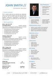 Executive Resume Template Word Cvfolio Best 10 Resume Templates For Microsoft Word