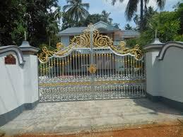 Kerala Homes Interior Design Photos by Kerala House Gate Kerala Gate Desings