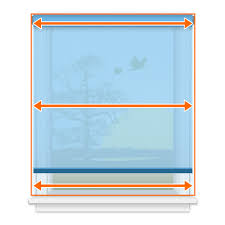 Blinds Outside Of Window Frame How To Measure Blindster Com