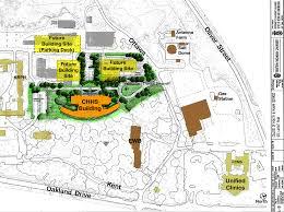 Building Site Plan 2001 Master Plan Master Plan College Of Health Western