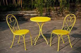 Yellow Bistro Chairs The Best Garden And Lawn Chair Deals Starting At 69 99