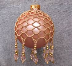 219 best beaded ornament covers images on beaded