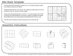 13 images of mini book printable template 8 infovia net