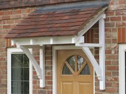 How To Build A Awning Over A Door Best 25 Door Canopy Ideas On Pinterest Front Door Canopy Diy