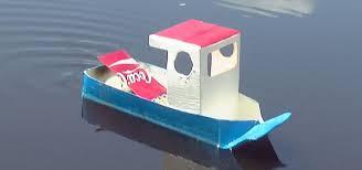how to make a simple pop pop boat model cars rockets u0026 trains