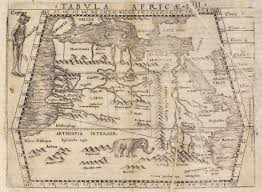 Ancient Africa Map by Into Africa The Search For The Source Of The Nile Angus