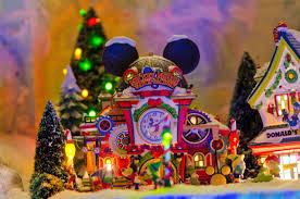 disney world resort christmas decorations tour disney christmas