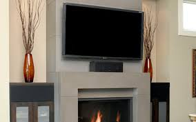 tv over fireplace with cabinets on either side fireplace ideas