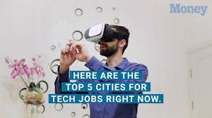 Cool Tech Under 25 Best New Cities For Tech Jobs Money