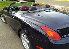 lexus convertible sc430 2002 lexus sc430 for sale by owner mike o u0027connor