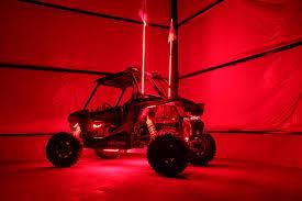 led light whip for atv led safety flag