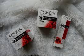 Serum Wajah Ponds Age Miracle review pond s age miracle untuk kulit tak lebih muda rach alida