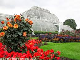 Royal Botanic Gardens Kew by Globetrotter Postcards Royal Botanic Gardens Kew