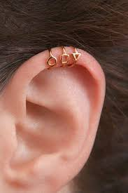 ear cuffs for pierced ears 18 adorable earrings for women without pierced ears