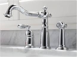 sink u0026 faucet stunning delta brushed nickel kitchen faucet delta