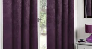 Purple Eclipse Curtains by Curtains Amazing Blockout Eyelet Curtains Vogue Thermal Block