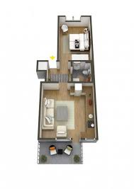 Home Floor Plans Tool 195 Best 1 Bedroom Floor Plans Images On Pinterest Architecture