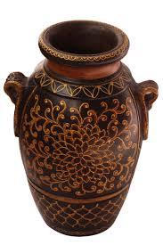bulk silver vases bulk wholesale handmade 12 u201d black colored flower vase in