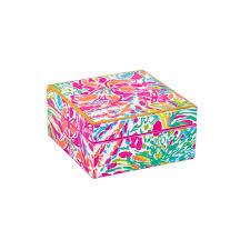 lilly pulitzer small lacquer box stella rae u0027s