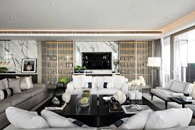 stunning interiors for the home stunning modern interiors of the one shenzhen bay showflats