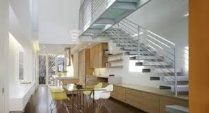 A Modern Renovation Transforms Houses Interior Design Milk - Row house interior design