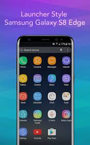 theme apk galaxy s6 s8 launcher galaxy launcher apk download for android