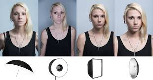 best lighting for portraits this is what different light modifiers do for studio portraits the