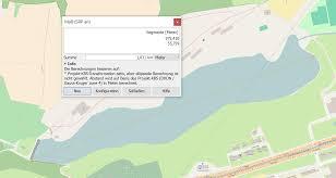 Measure Distance On Map Openstreetmap Understanding Strange Measure Distance Results