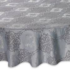 buy 90 inch gold tablecloth from bed bath beyond