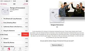 Seeking Episode 6 Song Apple Lets Users Remove U2 Album Songs Of Innocence In One Click