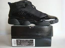 all black rings images Air jordan 6 rings all black in size us 14 retro 11 jordans jordan jpg