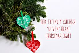 Kid Crafts For Christmas - easy swedish christmas craft for kids