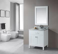 bathroom floor cabinets marble counter top white wooden vanity