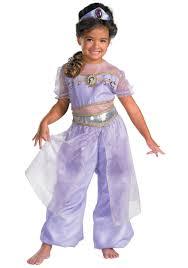 Fairy Halloween Costume Kids Kids Deluxe Jasmine Costume Halloween Costumes