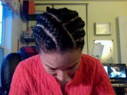 what is corn rowing in hair self cornrowing