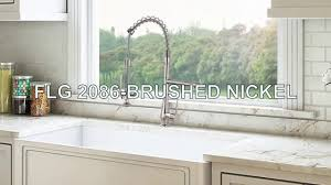 how to choose flg pull down kitchen faucet youtube