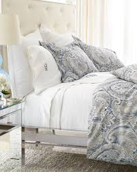 Sham For Bed Pillow Shams European Sham At Neiman Marcus Horchow